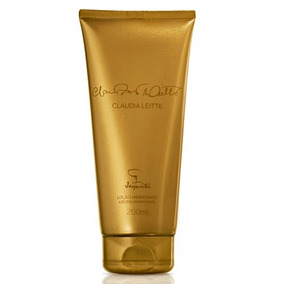 Loção Hidratante Desodorante Claudia Leitte 200ml Jequiti