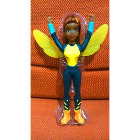 Dc Super Hero Girls Muñeca Bumblebee Cajita Feliz Mcdonalds