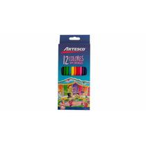 Colores Artesco 12 Und
