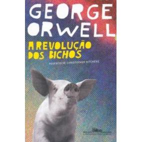 A Revolução Dos Bichos George Orwell Livro Frete Gratis