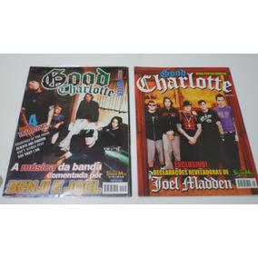 Pôsteres Good Charlotte - 4 Letras Traduzidas
