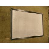 Mosquiteros De Aluminio Color Blanco-negro-bronce-natural-