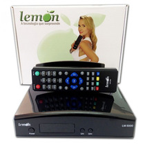 Receptor Lemon Lm 5000 Anadigi Digital Analógico Frete Grati