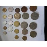 Lote De 23 Monedas Antiguas
