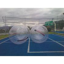 Bolas Acuaticas Waterball De 2mts Con Cierres Tizip.