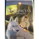 Dvd La Princesa Mononoke / De Miyazaki & Studio Ghibli