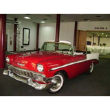 Alquiler De Carro Convertible Belair Año 1956