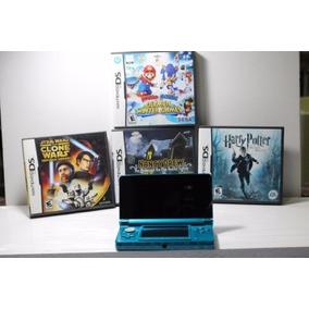 Nintendo 3 Ds - Em Perfeito Estado De Conservação