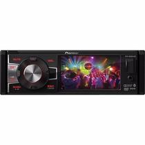 Dvd Player Pioneer Dvh-8880avbt Bluetooth Usb Tela 3,5 Po