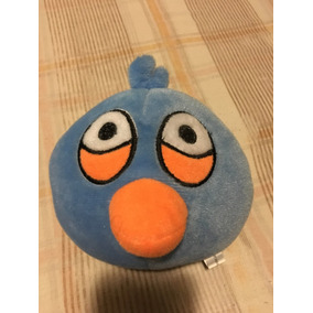 Peluche Angry Brids Azul