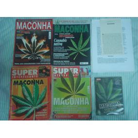 Dvd A História Da Maconha + Revistas Superinteressante