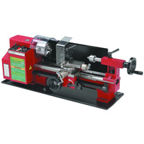 Mini Torno De Presicion 7x12 Marca Central Mechinery