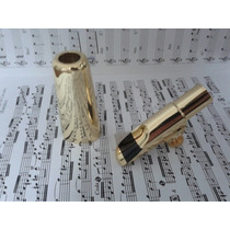 Boquilha Profissional Maestro Sax Soprano A7 Jazz Pop