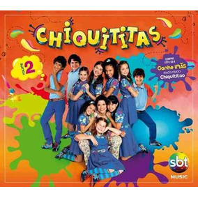 Cd Chiquititas 2013 Volume ,cd Novo!!
