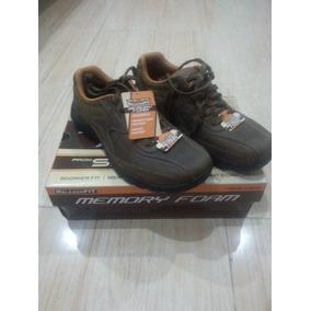 Zapatos Skechers Para Caballeros-memory Foam