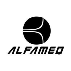 Alfameq - 4 Adesivos - Frete Grátis Para Todo Brasil