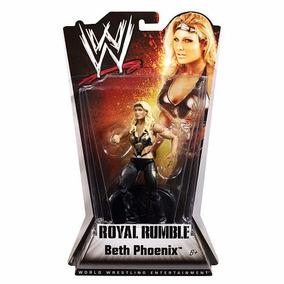 Beth Phoenix - Wwe Beth Phoenix - Royal Rumble Fig - Mattel