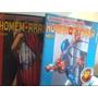Livro Homem-aranha Marvel Millennium 7 E 8 Vários