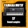 Yamaha Motif Xf Para Kontakt [28 Gb] (descuentos!)