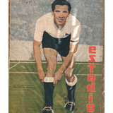 Mario Lorca Colo Colo Santigo Morning Revista Estadio 1948