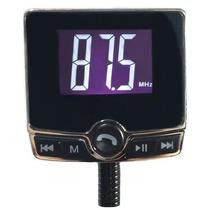 Transmissor Veicular Bluetooth Fm Mp3 Cartao Sd Pen Drive