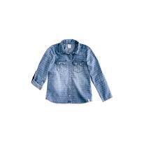 Camisa Jeans Infantil Hering Kids C755jejhk