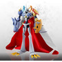 °° Omegamon Digimon S H Figuarts - Roca Games °°