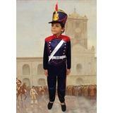 Disfraz Patrio Granadero Talle: 4 Disfraces Candela 45986