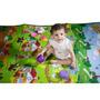 Tapete Infantil Atividades Alfabeto Fazenda Myngo 1,55x1,20m