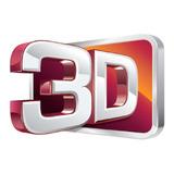 Peliculas 3d Y 2d + Disco Duro Externo Usb 1tb Bluray Nuevo