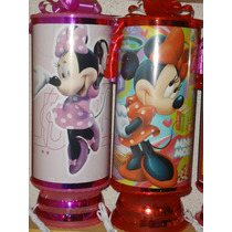 Recuerdos Centros De Mesa ! !lamparas Minnie Mouse