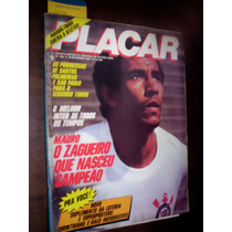 Revista Placar N 644 De 1982 Poster Corinthians Campeão