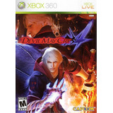 Devil May Cry 4 Fisico Nuevo Xbox 360 Dakmor