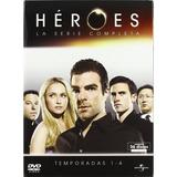 Heroes Serie Completa (nueva Y Original)