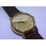 Reloj Longines De Dama L41362 Modelo Gold