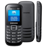 Samsung E1207 Keystone - Dual Chip - Novo