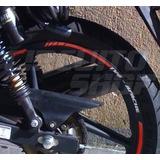 Friso Adesivo Refletivo Roda Moto Rec01 Dafra Apache Rtr 150