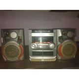 Aparelho De Som 3 Cd-marca Philips C 252 Hifi