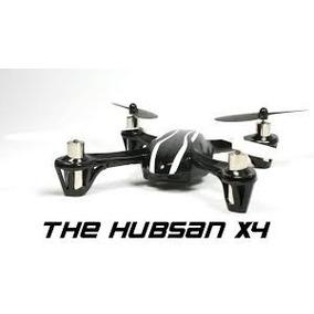 Drone Quadricóptero Hubsan X4 H107 V2 - 2.4 Ghz P/entrega!!!