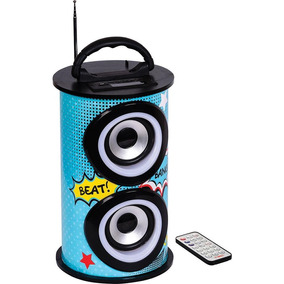 Caixa De Som Amplificada Trc Usb 25w Bluetooth (gar.6-meses)