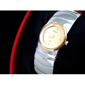 Relógio Orient Bracelete Feminino Ftss0021 - Novo, Original