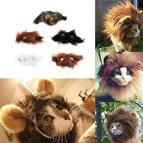 Disfraz Melena De Leon Para Gatos Y Mascotas