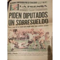 Periodico De Coleccion La Prensa Olimpiadas Munich 74
