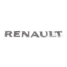 Emblema Renault Cromado Logan Sandero Clio Fluence 2010...