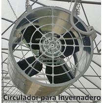 Circulador De Aire Para Invernadero