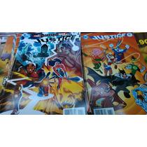 Darkseid Wars Numeros Sueltos. Editorial Televisa