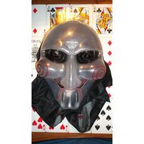 Máscara Jogos Mortais Jig Saw Cosplay - Exclusiva/importada