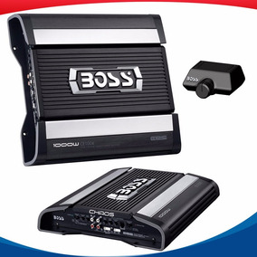 Módulo Boss Audio Ce1004 1000w 4 Canais Taramps