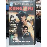 Vhs Kung Fu A Lenda Renasce Px1