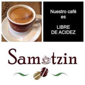 Cafe Tostado, Molido, Baja Acidez No Da Gastritis Organico